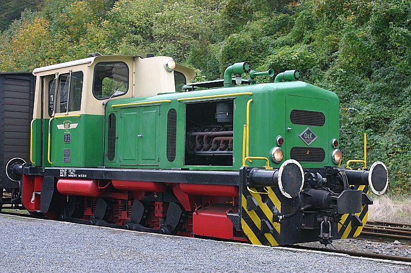 Brohltalbahn - Besuch am 15.10.19 Img_9870