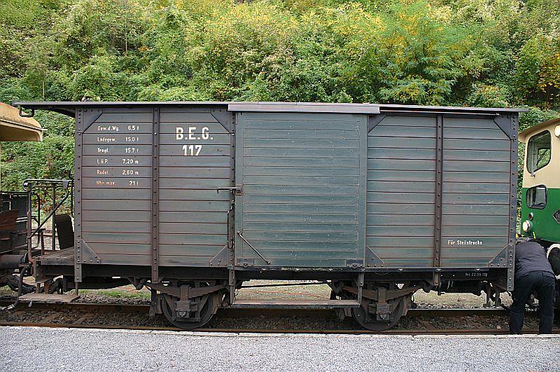 Brohltalbahn - Besuch am 15.10.19 Img_9877