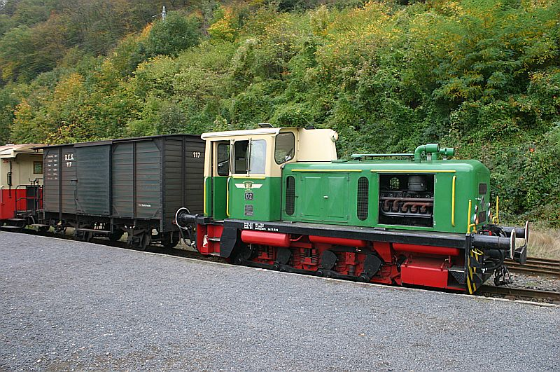 Brohltalbahn - Besuch am 15.10.19 Img_9911