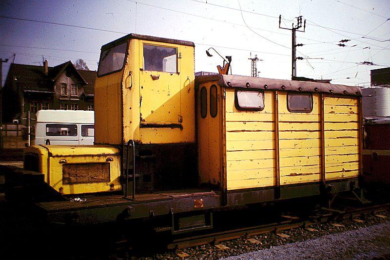 Der SKL - Der Rottenkraftwagen bei den Deutschen Bahnen Klv_5210