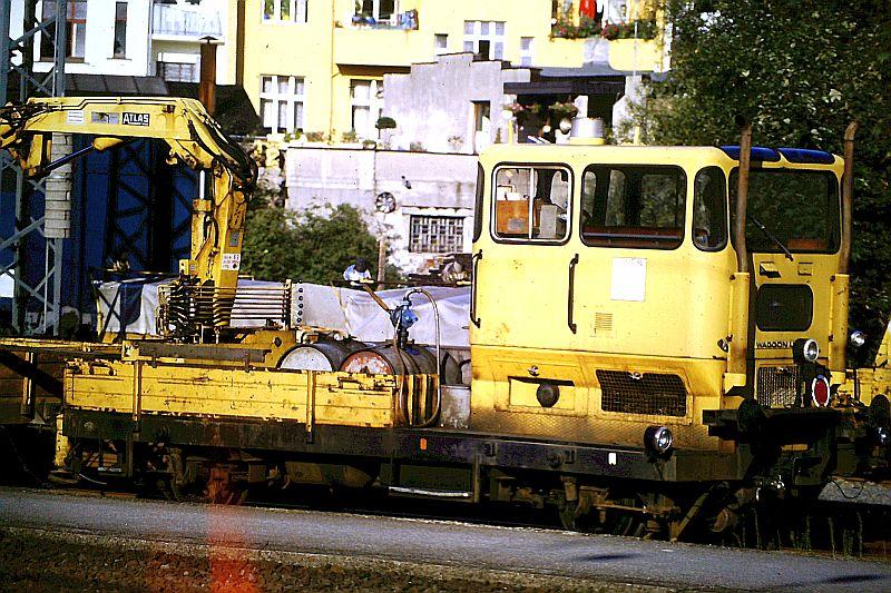 Der SKL - Der Rottenkraftwagen bei den Deutschen Bahnen Klv_5311