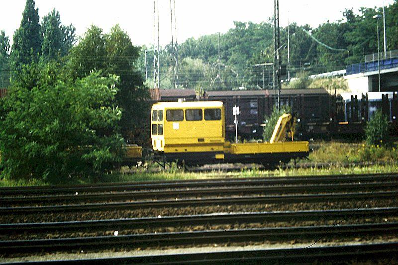 Der SKL - Der Rottenkraftwagen bei den Deutschen Bahnen Klv_5410