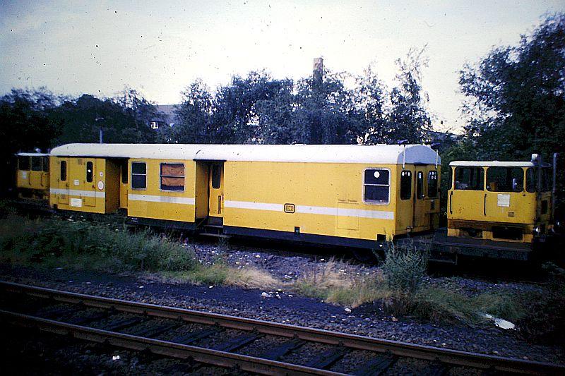 Der SKL - Der Rottenkraftwagen bei den Deutschen Bahnen Klv_9610