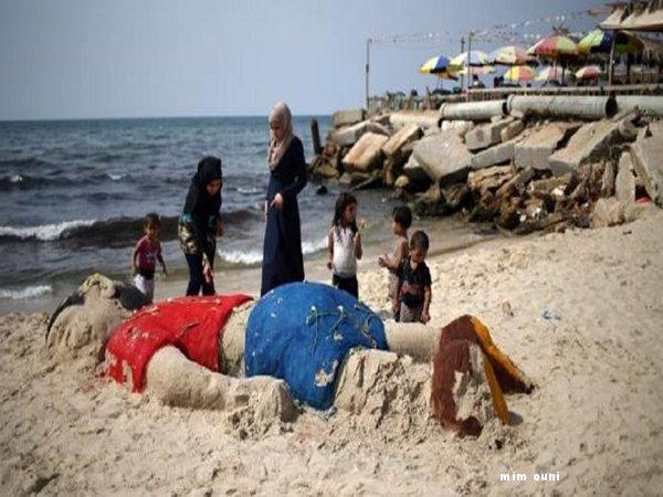 chtoukapresse rappel le drame de l'immigration et la famine Mimoun21