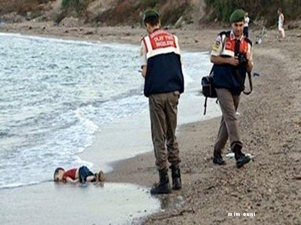 chtoukapresse rappel le drame de l'immigration et la famine Mimoun22