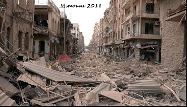 chtoukapresse invoque le drame Syrien Syrie_13