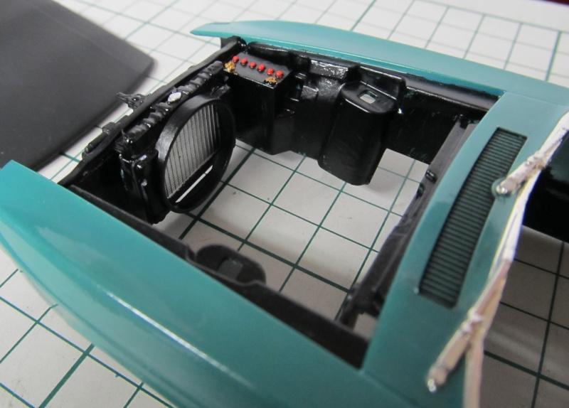 1969 Shelby GT 500 Convertible in 1 zu 25 von Revell - Baubericht Img_3845