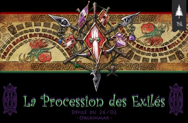 Défilé du 26/02 : La Procession des Exilés Event-11