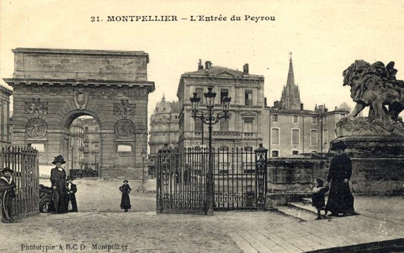 Chansons de France Montpe10