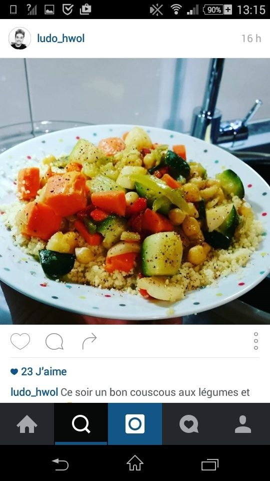 Couscous party ... ❤ Screen52