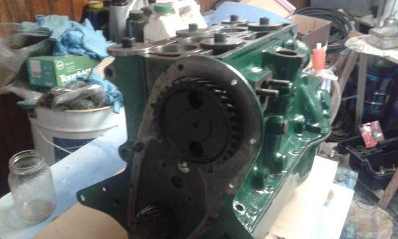 RENAULT - restauration moteur renault 4cv pour mon rt415 - Page 3 20160312