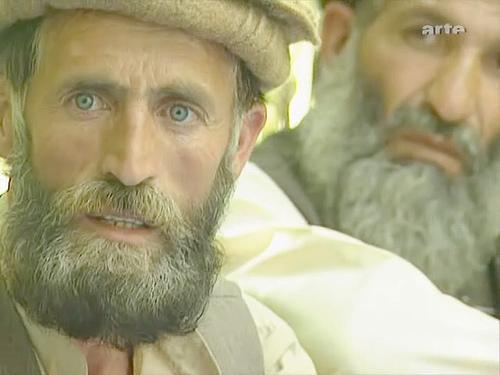 Les origines de l'humanité Sem Cham et Japhet 3 fils de Noah Afghan10