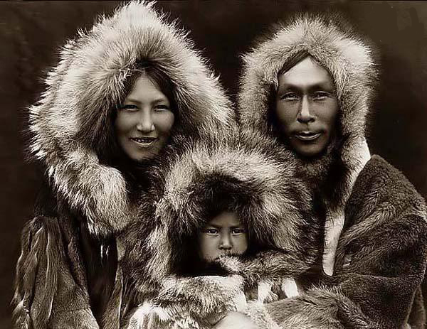 Les origines de l'humanité Sem Cham et Japhet 3 fils de Noah Inuits10