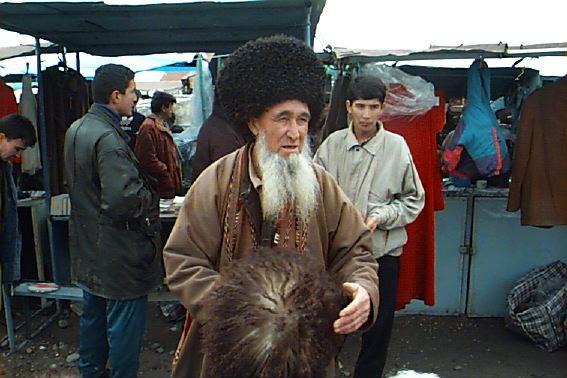 Les origines de l'humanité Sem Cham et Japhet 3 fils de Noah Turkme10