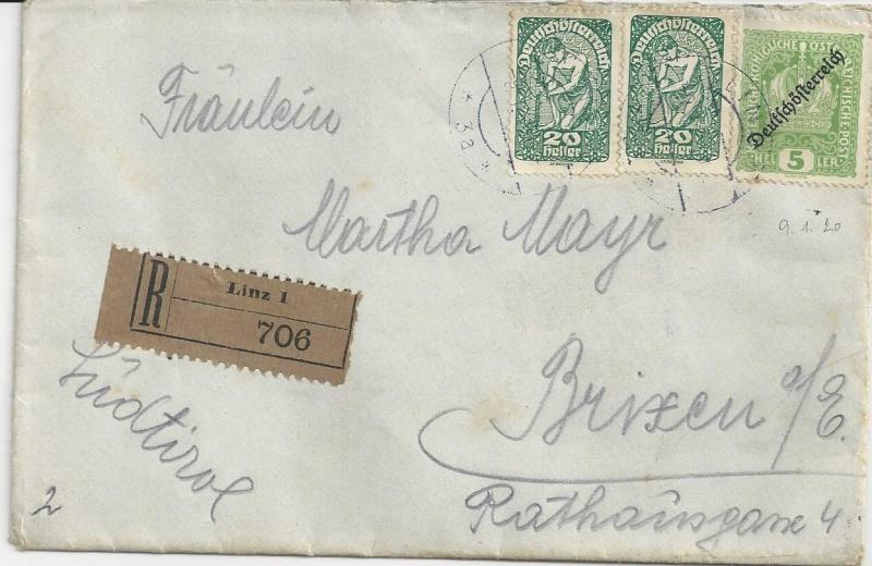 Inflation in Österreich - Belege - 1918 bis 1925 - Seite 7 Bild10
