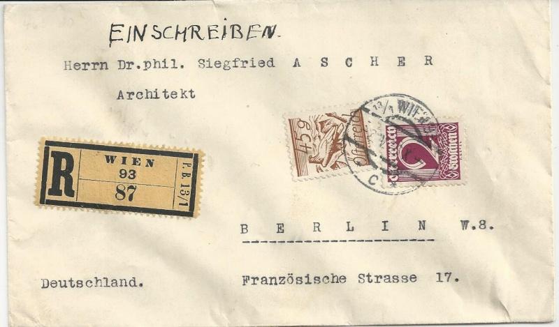 Österreich 1925 - 1938 - Seite 5 Bild25