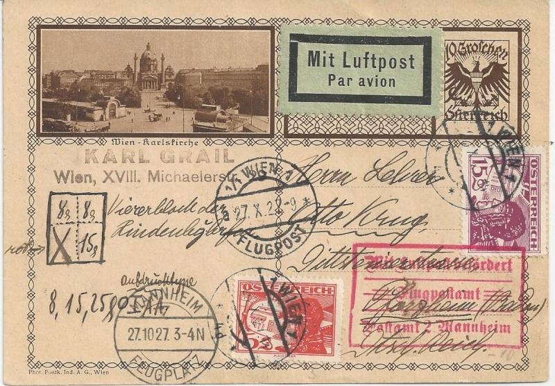 Österreich 1925 - 1938 - Seite 5 Bild26