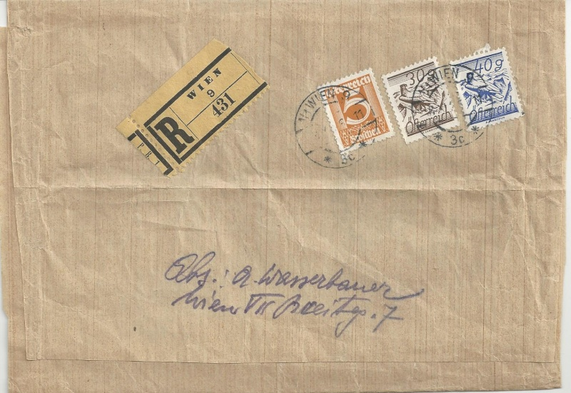 Österreich 1925 - 1938 - Seite 4 Bild30