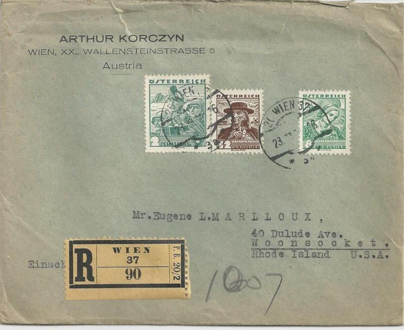 Österreich 1925 - 1938 - Seite 4 Bild_314
