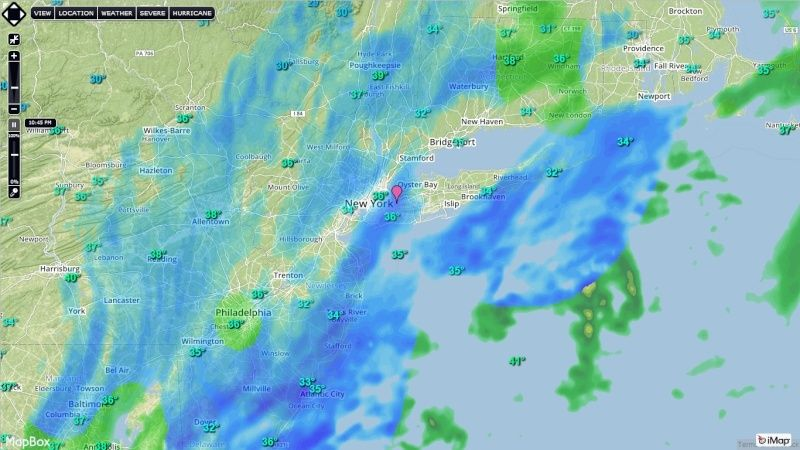 2016 Spring Snowstorm: Observations & Snow Map - Page 6 Wxbell10