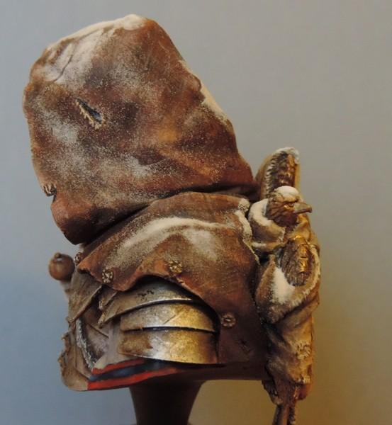 """Buste de légionnaire Romain """"Aquila""""... FINI ... Dscn2216"""