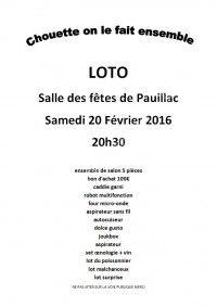 Loto le 20 Février 2016 à Pauillac 7b586410
