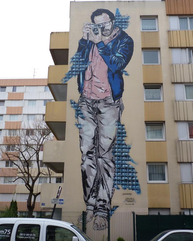 STREET VIEW : les fresques murales en France - Page 20 83142310