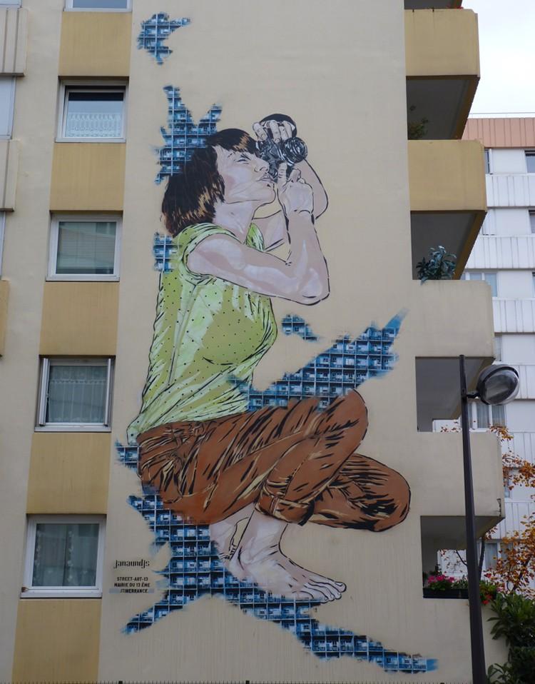 STREET VIEW : les fresques murales en France - Page 20 83142511