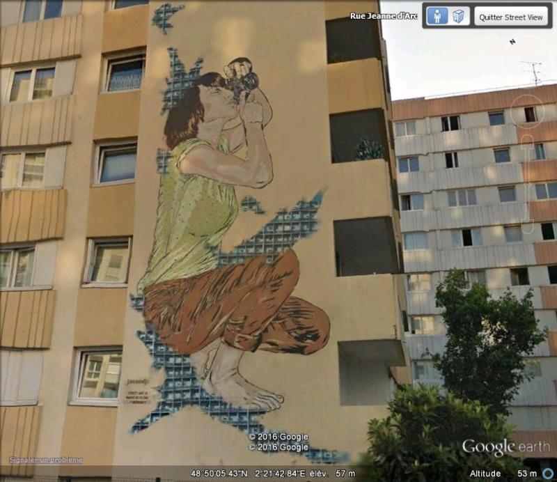 STREET VIEW : les fresques murales en France - Page 20 A116