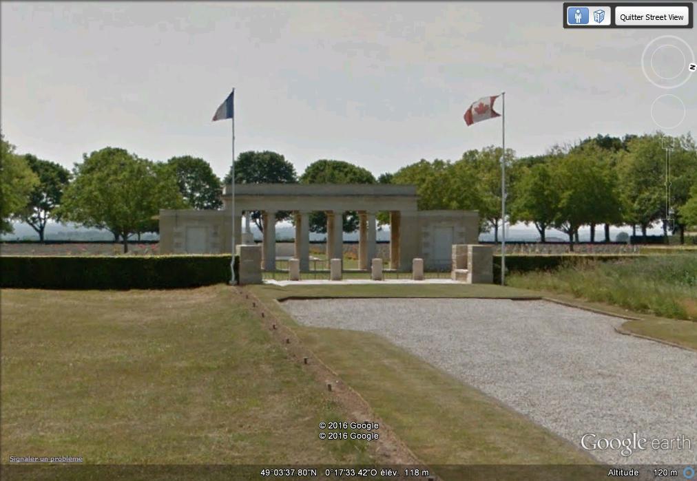 A la découverte des mémoriaux et cimetières militaires - Page 5 A216