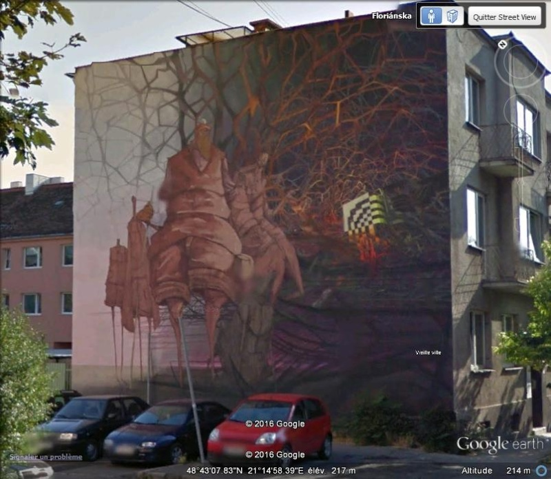 STREET VIEW : les fresques murales - MONDE (hors France) - Page 20 A29