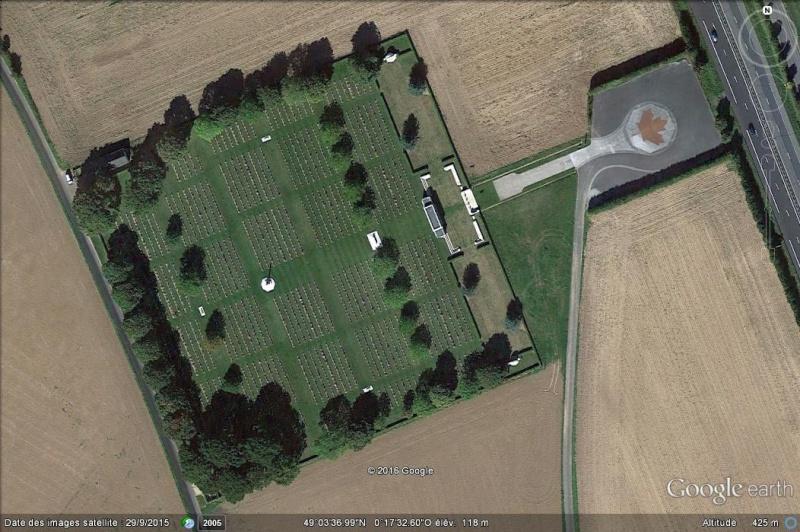 A la découverte des mémoriaux et cimetières militaires - Page 5 A37