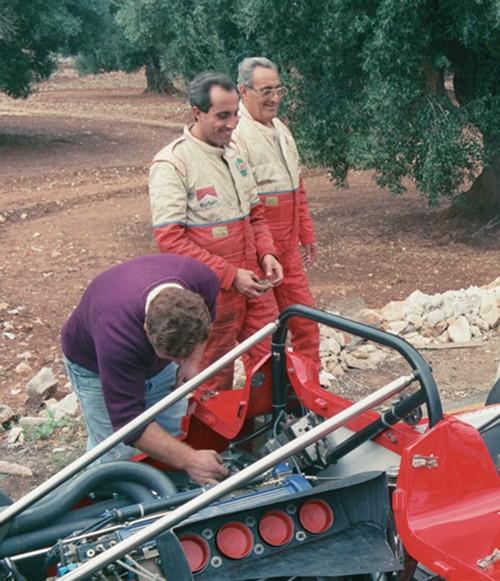 All'età di 86 anni si è spento il grande Pilota DOMENICO SCOLA Scola10
