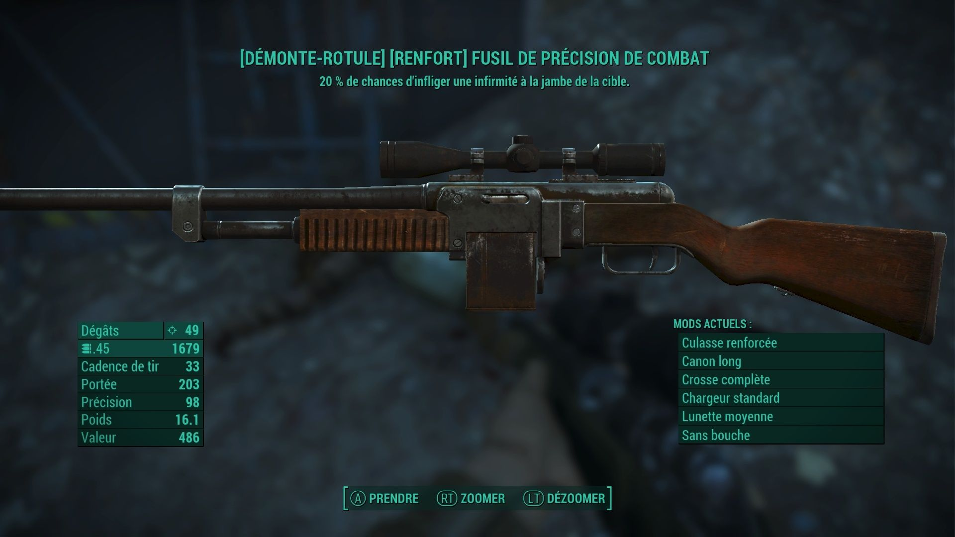 Fallout 4 : Les armes Fallou11