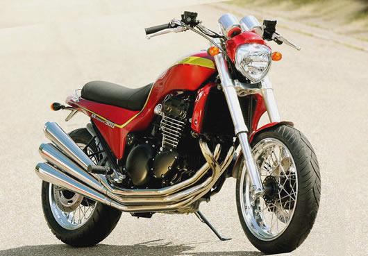 Harley Davidson revisité à la sauce Vd classic Millen10