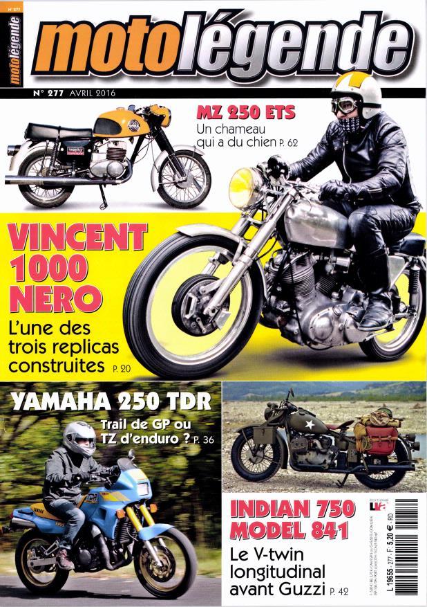 Moto légende:Indian 750 et Vincent 1000 Nero.... Ml11
