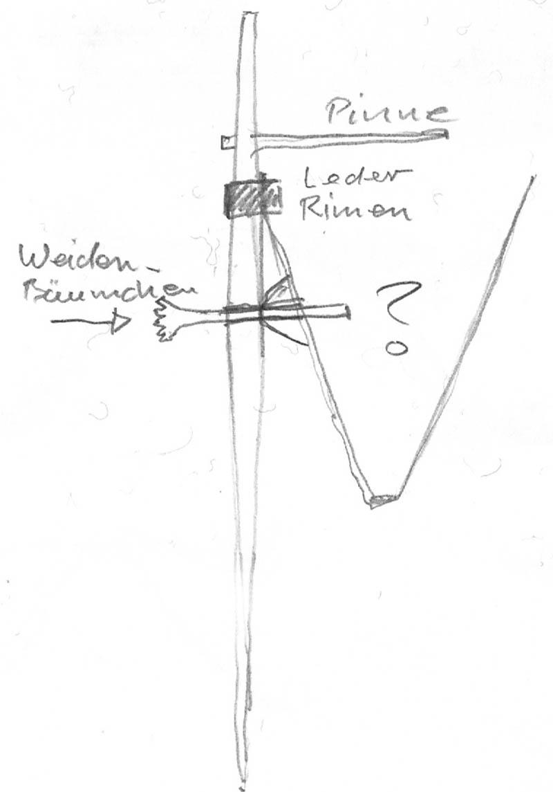 Wikinger-Boot Skuldelev 2 (1:20)  - Seite 4 Ruder10