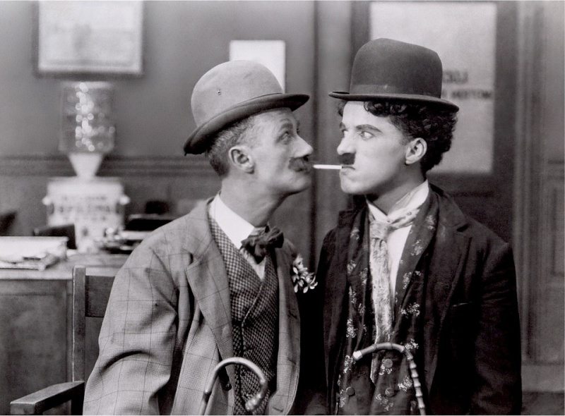 Charlie Chaplin  Ben-tu10