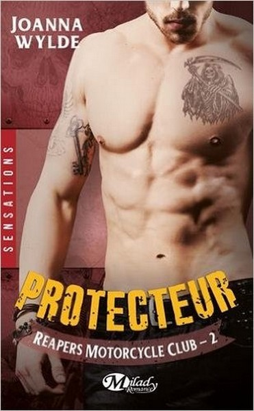 Reapers Motorcycle Club, tome 2 : Protecteur 51ppht11
