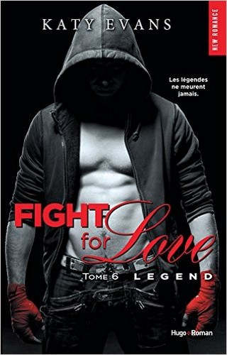 Fight for love, tome 6 : Legend 51wwmj10