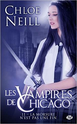 Les vampires de Chicago, tome 11 : La morsure n'est pas une fin 51zxr410