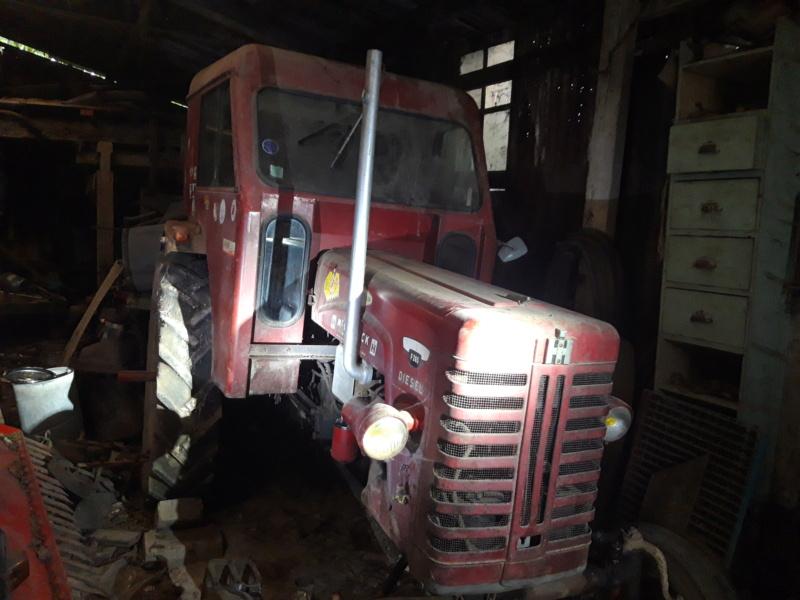 Estimation vieux tracteur  20210715