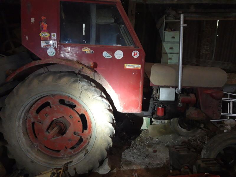 Estimation vieux tracteur  20210716