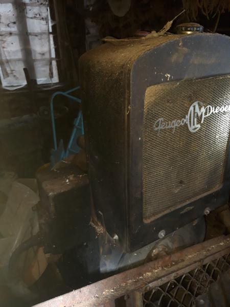 Estimation vieux tracteur  20210719