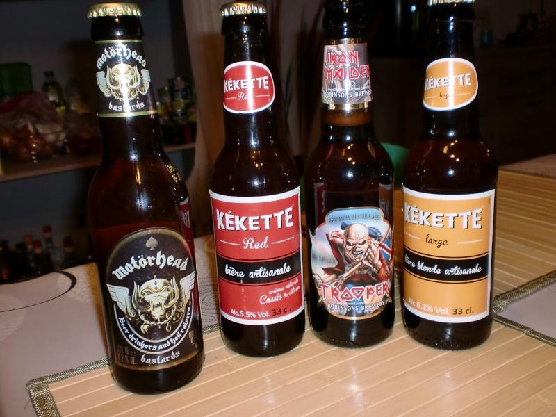 Bières, vins & spiritueux: Les plaisirs et découvertes alcoolisées des papouilleux - Page 5 Cimg6114