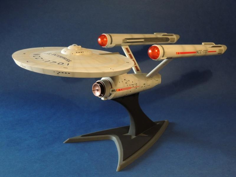 USS Enterprise NCC-1701 REVELL - Page 3 Dscn1616