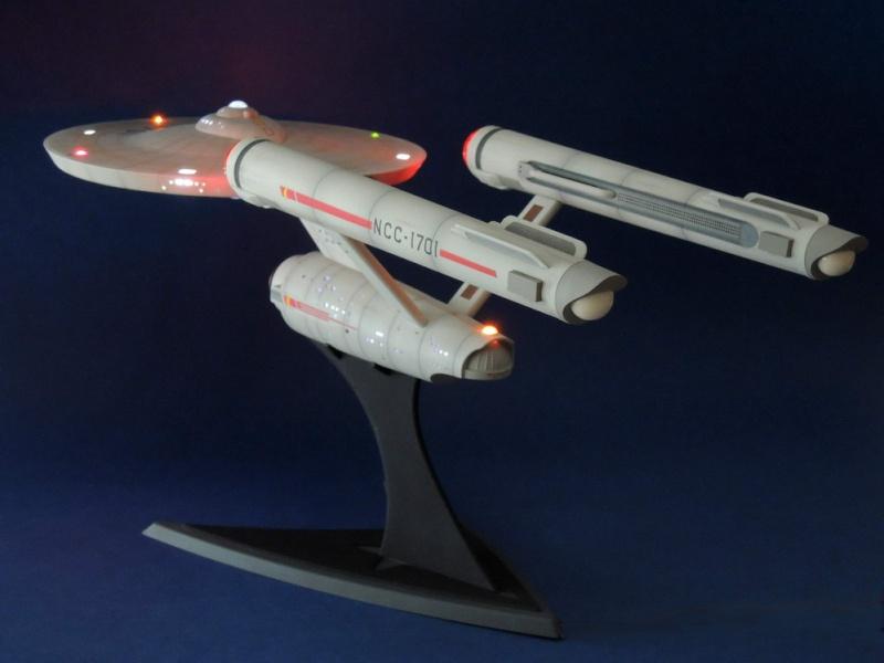 USS Enterprise NCC-1701 REVELL - Page 3 Dscn1619