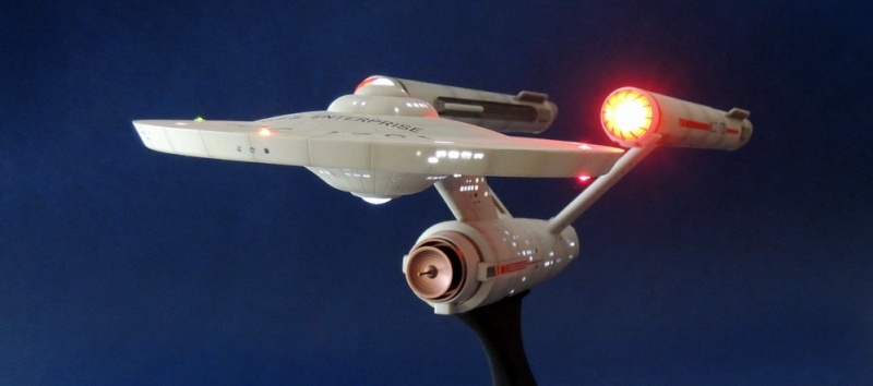 USS Enterprise NCC-1701 REVELL - Page 3 Dscn1620