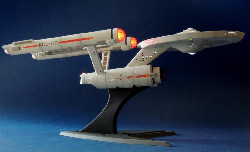 USS Enterprise NCC-1701 REVELL - Page 3 Dscn1622