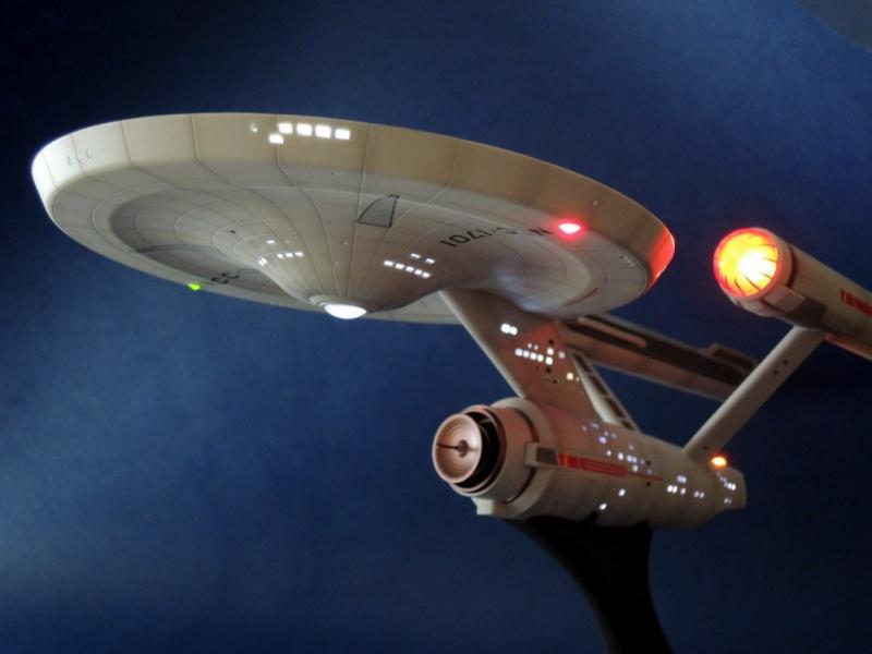USS Enterprise NCC-1701 REVELL - Page 3 Dscn1623